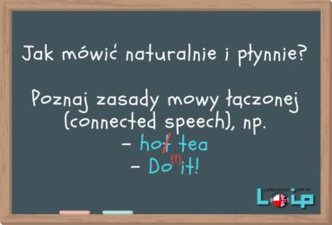 Sekrety mowy łączonej (connected speech)