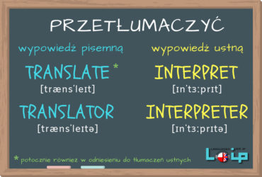 Loip - angielski i polski online